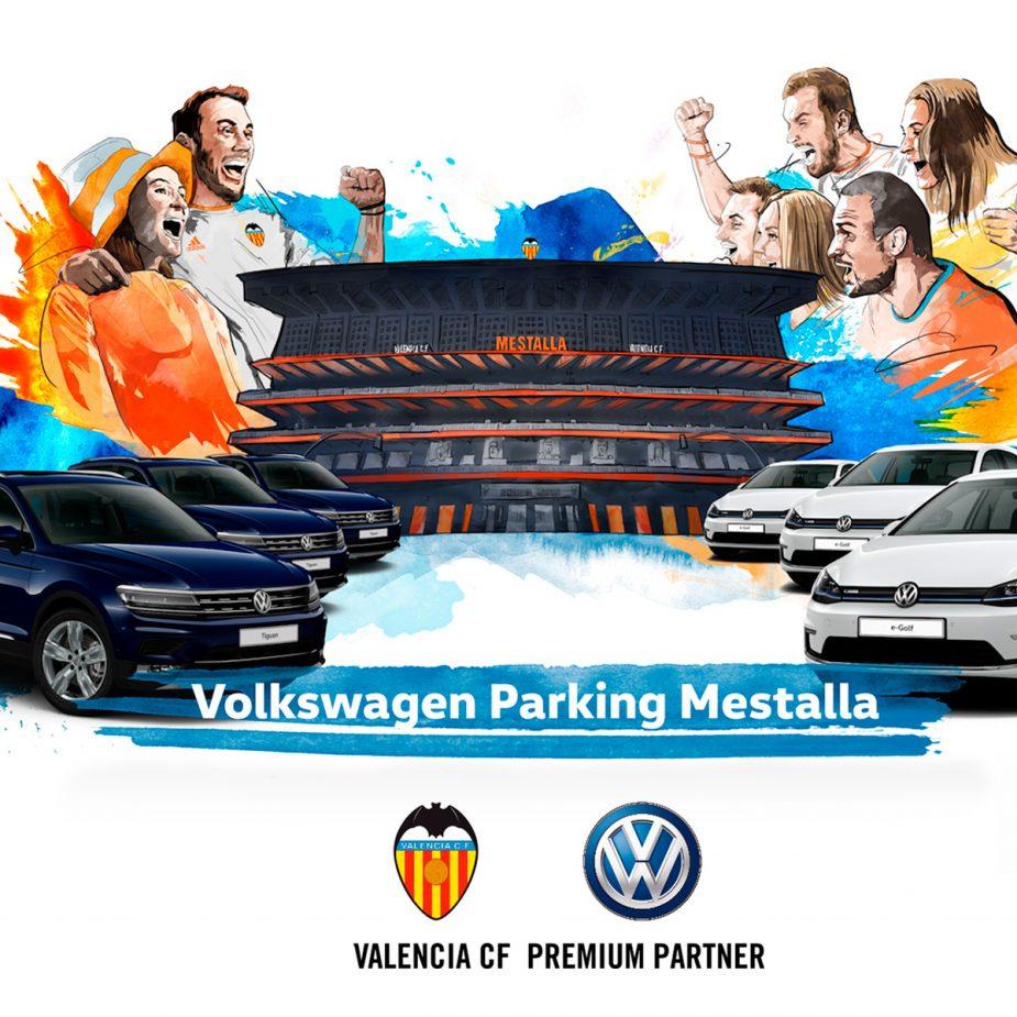 Valencia Volkswagen Campaña 360