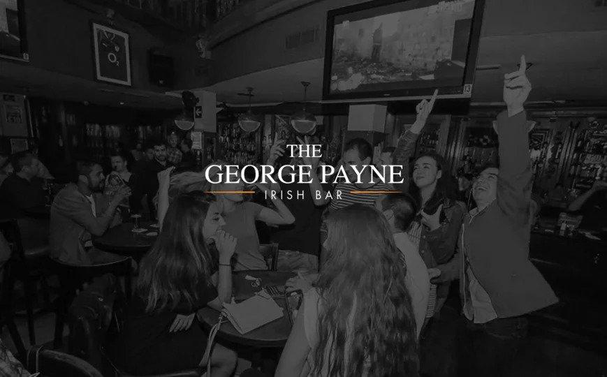The George Payne Video para Web